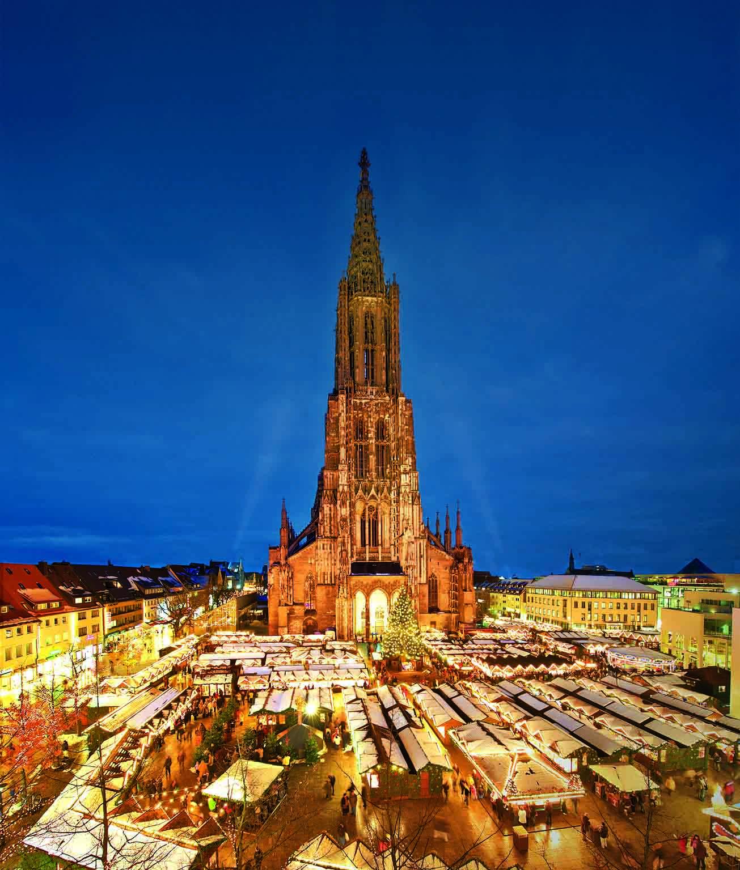 Lindau Weihnachtsmarkt.Ideen Für Reisen Reisebüro Die Lindauer Hafenweihnacht